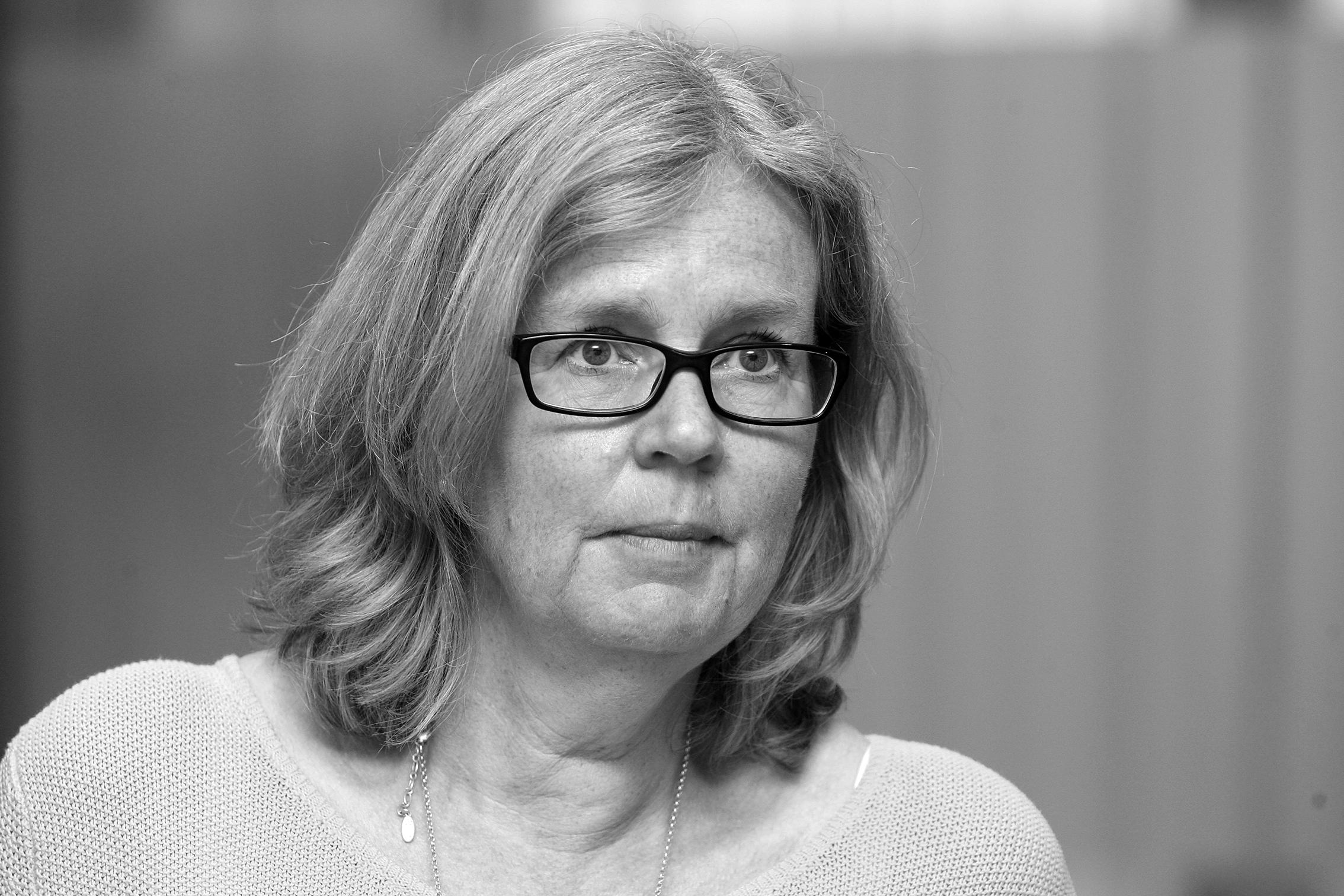 Åsa Kjellberg Kahn. Foto: Tomas Nyberg
