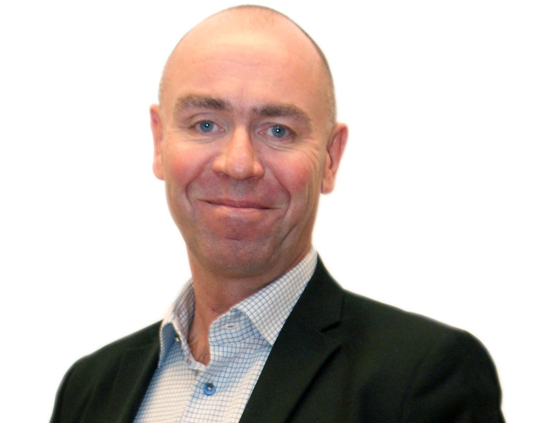 Jonas Wallin, förbundsordförande, Elektrikerförbundet. Foto: Jonas Wallin