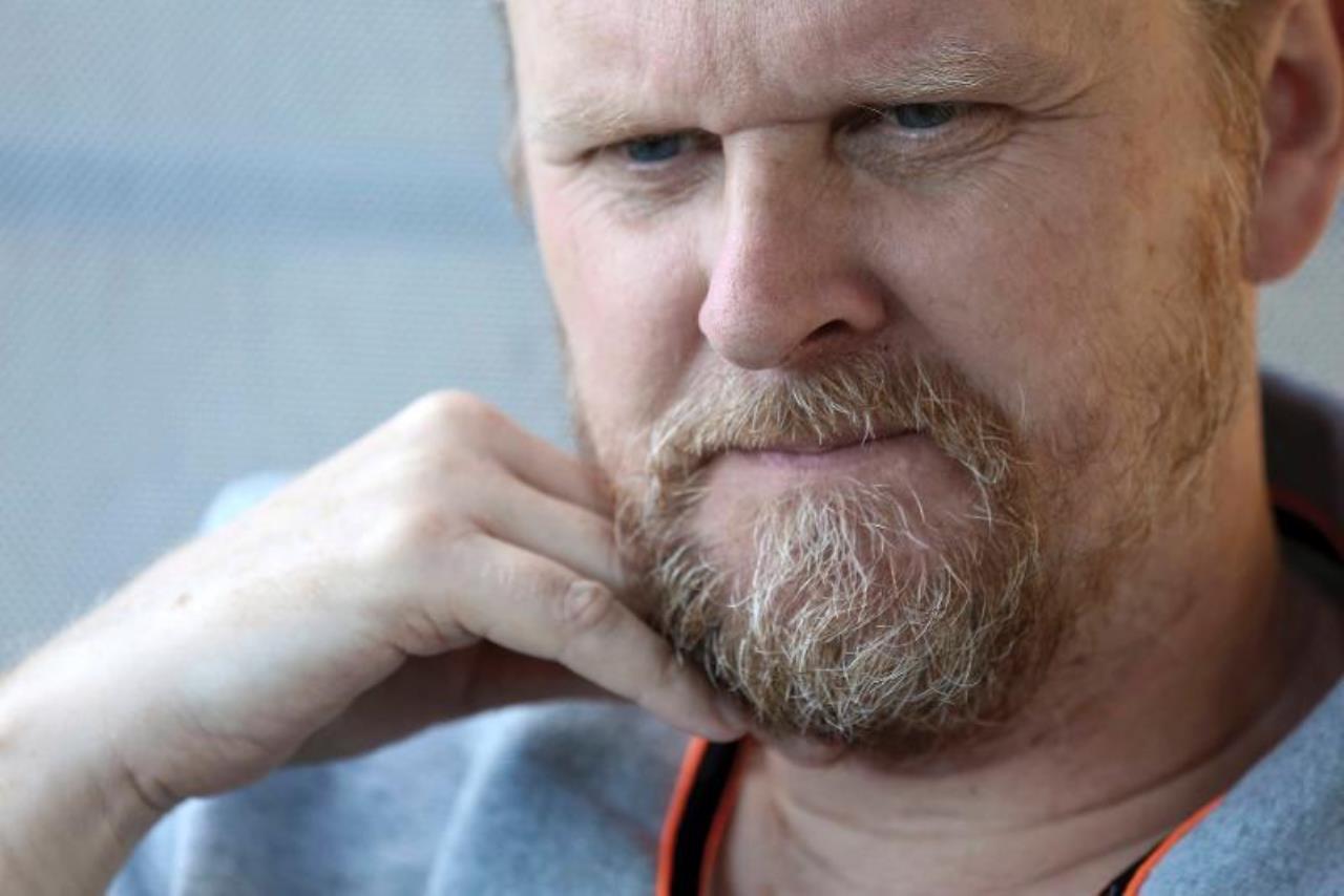 Urban Pettersson, förhandlingschef Elektrikerförbundet. Foto: Tomas NYberg