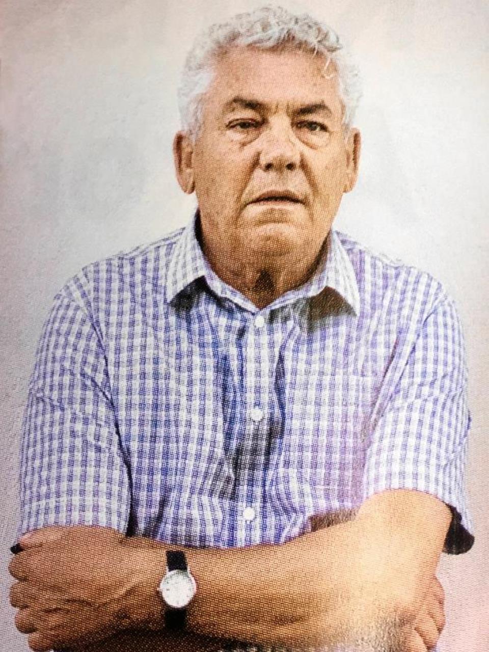 Porträttbild av Hans Karlsson