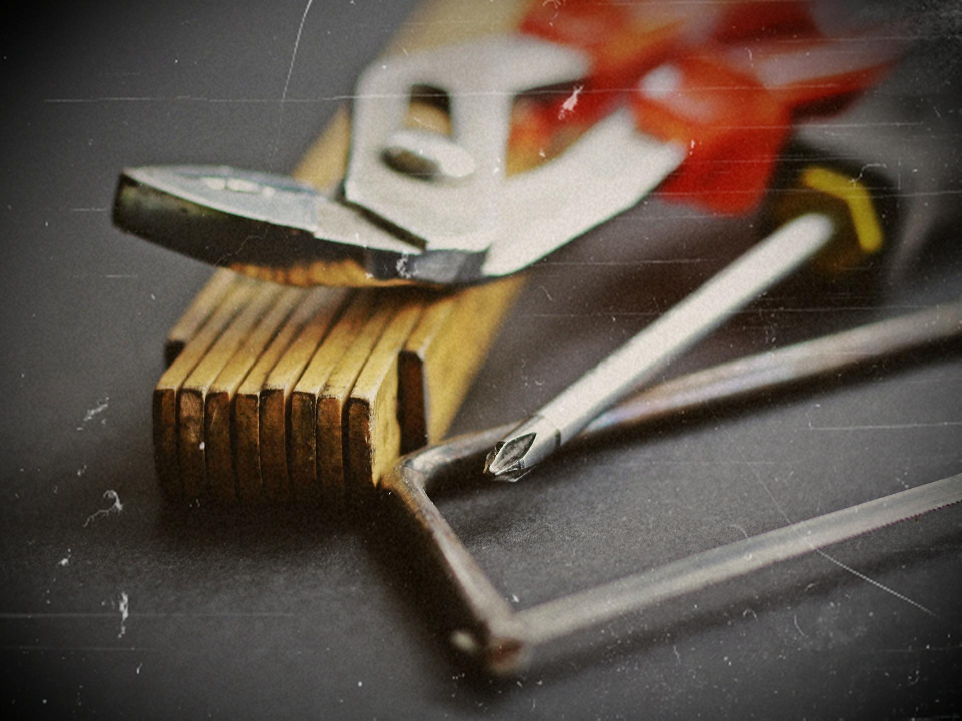 En samling verktyg