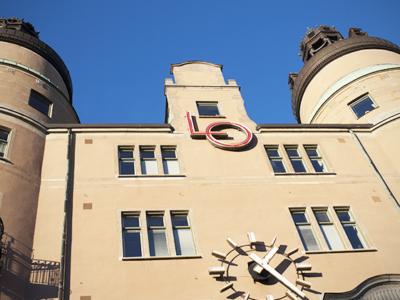 LO-borgen i Stockholm