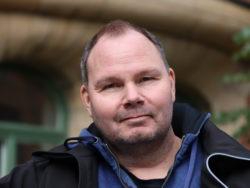 Porträttbild på Patrik Ericsson
