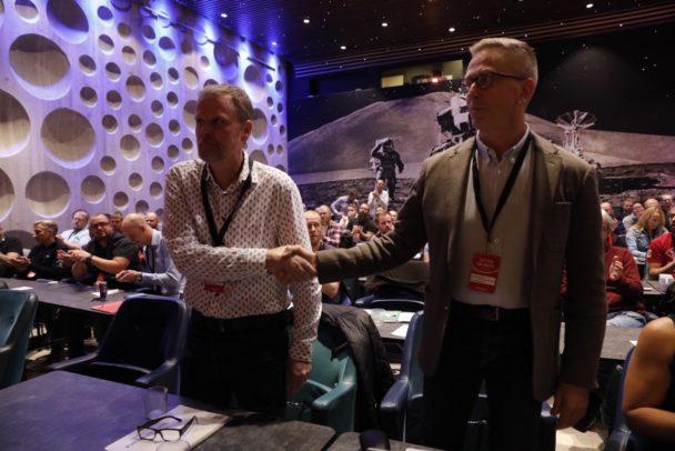 Urban Petterson och Pontus Boström