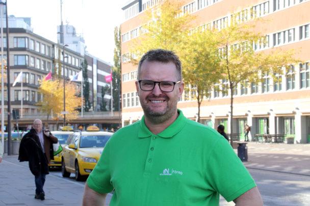 Fredrik Sjödin