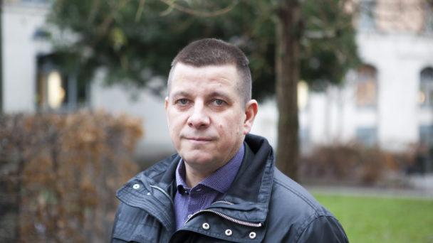 Veli-Pekka Säikkälä, avtalssekreterare på IF Metall.