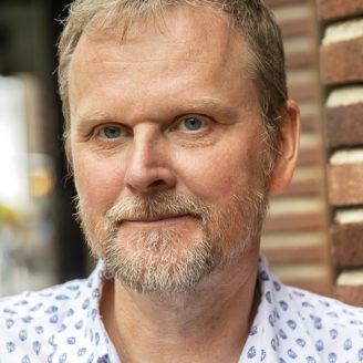 Porträttfoto på Urban Pettersson