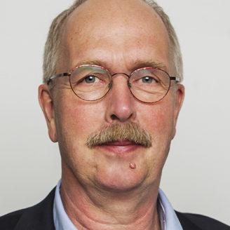 Porträttfoto på Valle Karlsson