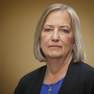 Porträttfoto på Berit Müllerström