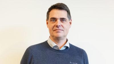 Porträttbild på Mikael Pettersson