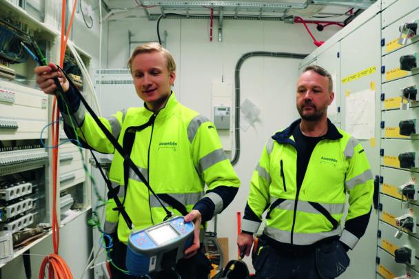 Alexander Karlsson och Johan Skogman