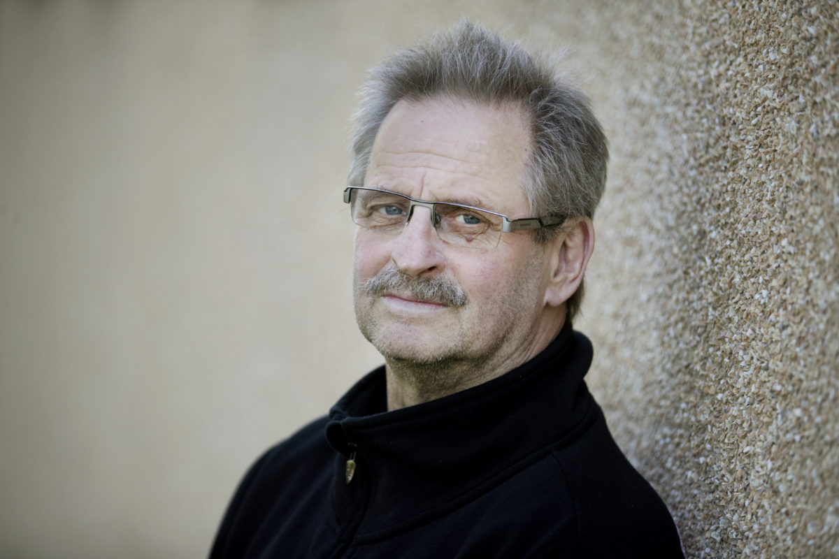 Porträtt av Håkan Olsson