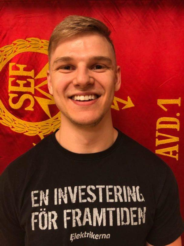 David Wikström, Elettan