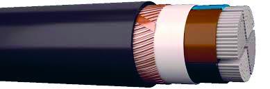 Närbild på en kabel