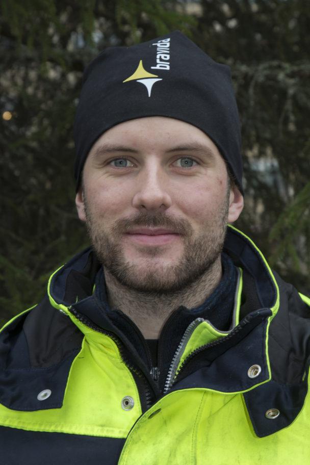 Gusten Bergström